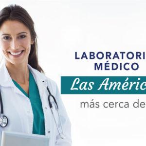 Laboratorio Las Américas, un servicio para ti