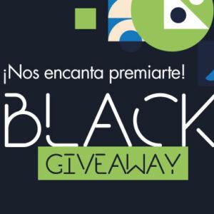 Black Giveaway