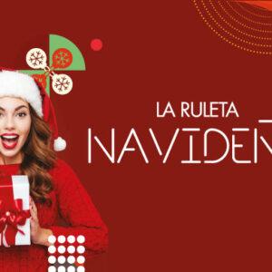 Ruleta Navideña