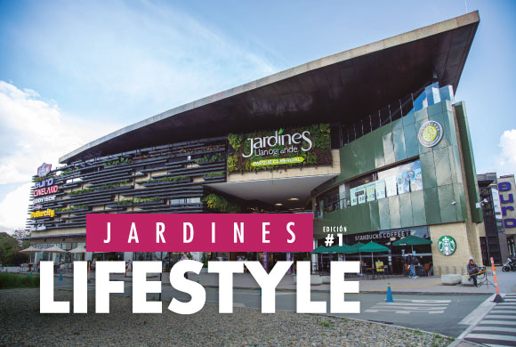Revista Lifestyle Jardines