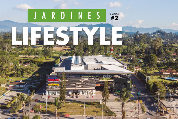 Revista Lifestyle Jardines #2